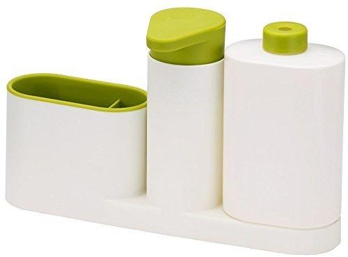 Shopo's 3 Piece Set Suitable All Liquid Soaps Lotions Sink-base bathroom & Kitchen Dispenser