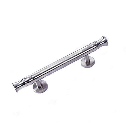 Tirador de puerta en forma de T para puerta de granero, de acero inoxi