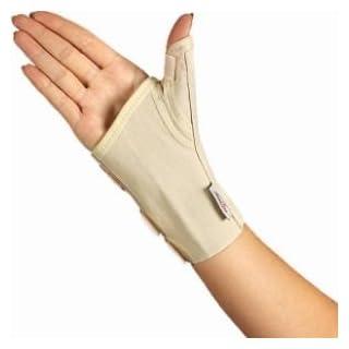 Thumb Wrist Support De Quervain Brace Beige Pain Splint Spica Medical Stabiliser NHS Sprain