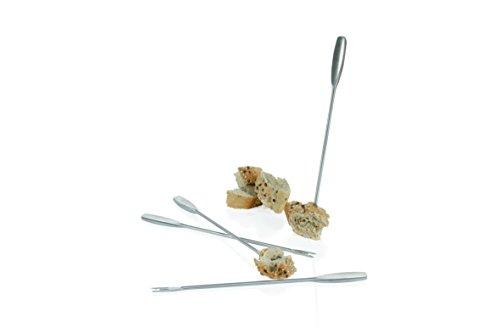 Boska 330304 Life - Juego de 4 pinchos de fondue