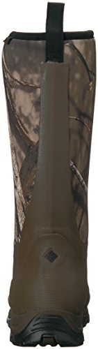 Columbia Mens Bugaboot Neo Tall Camo Omni-Heat Snow Boot Mossy Oak Bu Country, Black