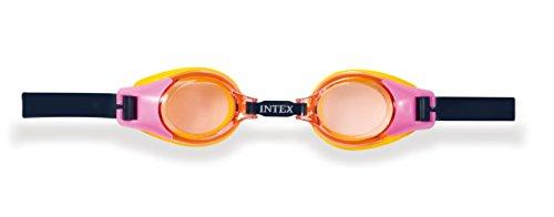 Intex Kinder Schwimm-Brille Junior rosa