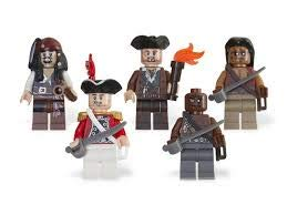 LEGO Piratas Del Caribe: Batalla Pack: Jack Sparrow