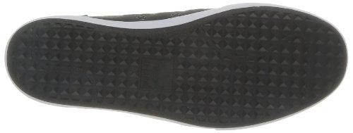 adidas Originals Court Spin, Baskets mode homme Noir (Noir1/Runwht/Noir1)