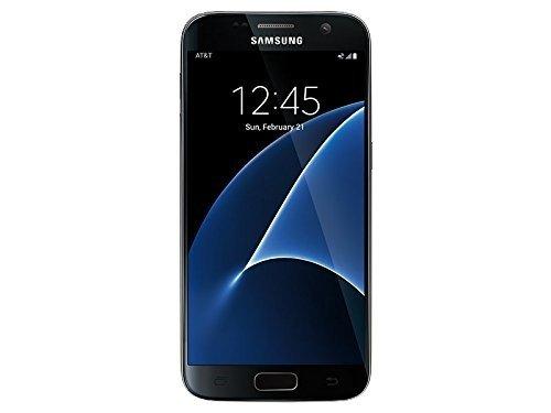 Samsung Galaxy S7 Sm-G930A entriegelte Smartphone AT & T Schwarzer Onyx