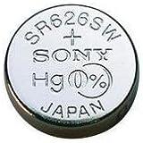Pilas de botón 377 - 1.55 V SONY Pack de 10 unidades - 0% Mercurio