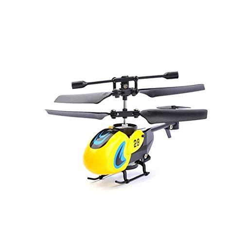 Sport Flugsteuerung Hubschrauber Fernbedienung Flugzeug 2 Kanal Eingebauter Kreisel Anti-Kollision RC Drone Hubschrauber Outdoor Erwachsene Indoor Spielzeug Für Kinder Teenager