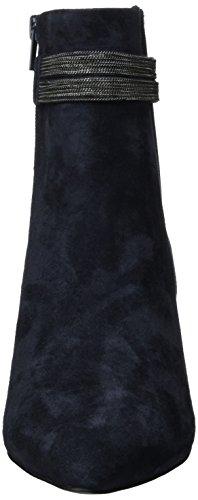 Belmondo 703521 03, Bottes Classiques femme Bleu - Blau (Marino)