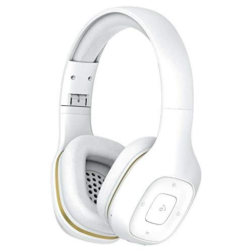 Drahtloses Headset, Bluetooth-Rauschunterdrückung In-Ear-Stereo-Stereo-Headset mit Mikrofon, Unterstützung für Freisprechen auf dem PC/Mobile/Tv