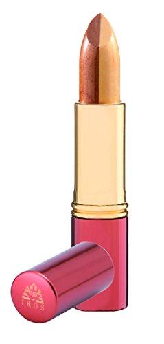 Ikos Duo Rouge à lèvres DL6N - Jaune/Braun