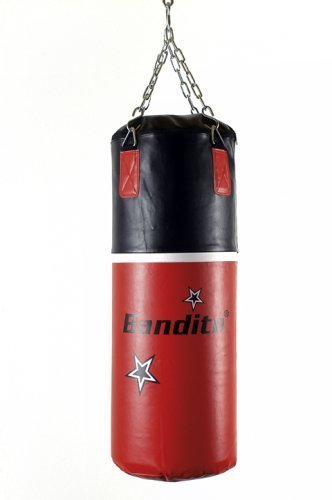 Sacco da boxe Bandito professionale, 24 kg., pieno