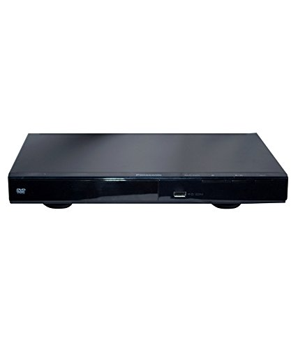 Panasonic S505GW DVD Player 5.1 Channel Audio Output with USB Playback