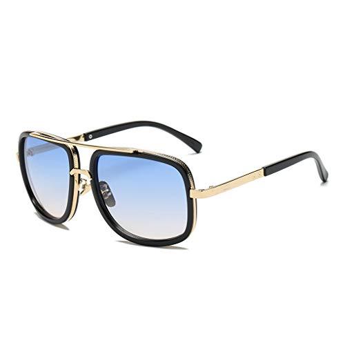 Providethebest unisex metallo telaio occhiali da sole doppio metallo ponte occhiali da sole uv400 protezione degli adulti eyewear uomo donna occhiali outdoor