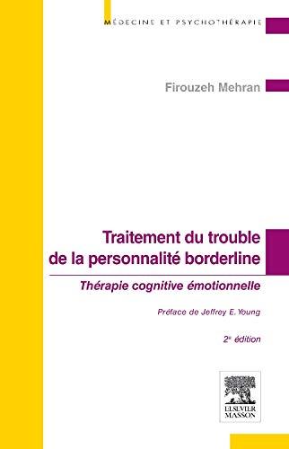 Traitement du trouble de la personnalité Borderline par Firouzeh Mehran