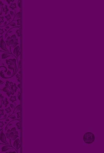 The New Testament (Purple): With Psalms, Proverbs and Song of Songs (Passion Translation) (The Passion Translation)