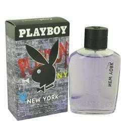 Playboy Playboy Press To Play New York Eau De Toilette Spray By Playboy 3. 4 oz Eau De Toilette Spray