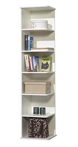 WILMES Ronny 40136-75 0 75 - Libreria ad Angolo, in melammina ...