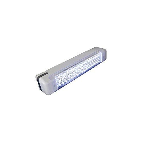Blanko 886L Notleuchte 51 LEDs inkl. Akku 6V 1.6Ah