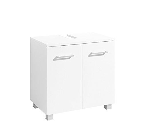 Unterbeckenschrank 60 Bari von Held Möbel Weiß by Wohnorama