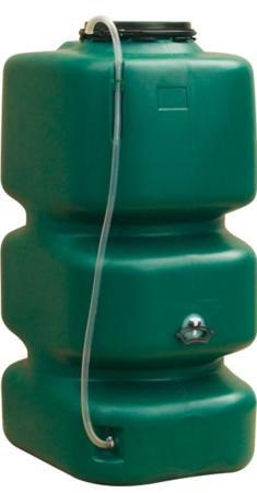 Gartentank 1000 L inkl. Klarsichtschlauch