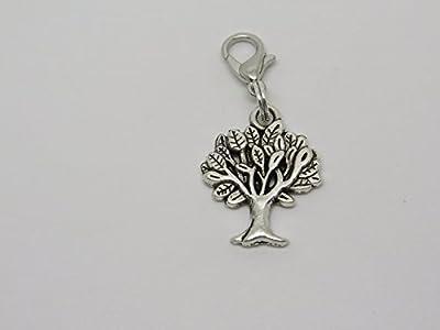 BRELOQUE POUR BOLA DE GROSSESSE ou POUR METTRE SUR UN bracelet, un collier UN PORTE CLES : arbre de vie