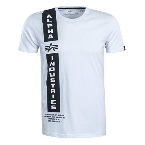 Alpha Industries Defense T-Shirt Weiß XL