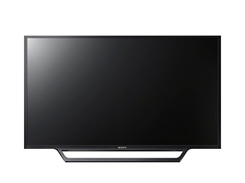 Sony Bravia KDL-32RD433 32 inch HD Ready TV with Freeview, HDD Rec and USB Playback (2016 Model) – Black