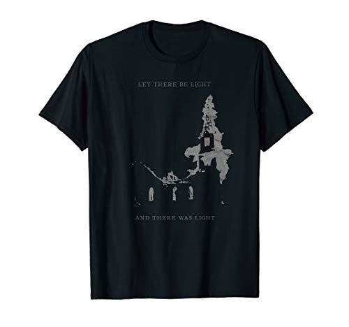 Okkult Burning Church Antichrist Atheist Satan Lucifer 666 T-Shirt
