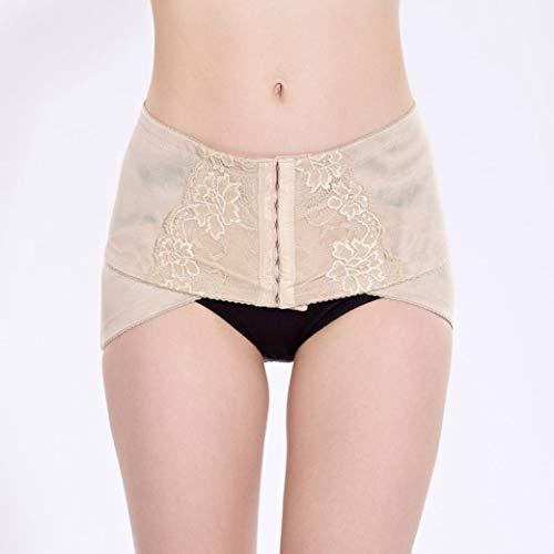 Body Wrap Lange Bein Shaper (GOWINEU Pelvis Corrector Frauen Taille Trainer Gürtel Haken Control Gürtel Gestaltung Gesäß Unterwäsche Wrap)