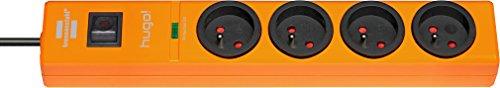 Brennenstuhl 1150611664 Überspannungsschutz-Steckdosenleiste hugo! -