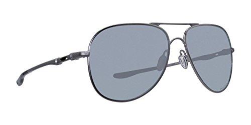 Oakley ELMONT Blei Prizm schwarz polarisierten Sonnenbrillen 60mm
