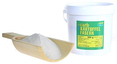 -carb Kartoffelfasern, 500 g
