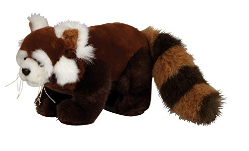 Suma Collection Plush Soft Toy Red Panda. 20cm.
