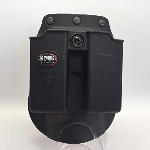 Fobus Double Mag Magazine BELT D.mag. pouch Glock 17/19 -