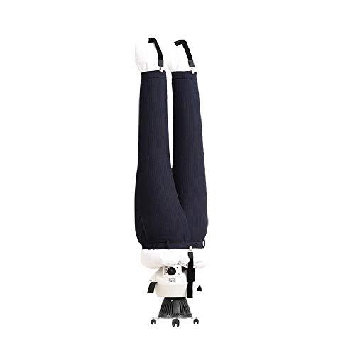 EOLO Planchasecadora SA09 FAMILY3 _ Maniqui Plancha y Seca pantalones cortos vaqueros faldas en automatico con aire caliente _ Base provista de 4 ruedas