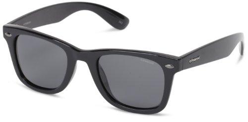 Polaroid Sunglasses P8353S Polarized Wayfarer Sunglasses,Black,50 mm image
