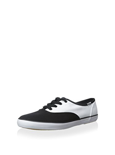Keds - Champion Colorblock Chaussures Femme - Black/White