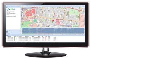 XEXUN TK102, TK103 GPS Peilsender Ortungsportal, Webportal, Trackingportal für TK Serie sowie XEXUN TK102 TK102-2 TK103-2 sowie Wondeproud SPT-10, Intellitrac U1 und P1 Serie, 1 Jahr Zugang für ein Gerät (für eine Geräteseriennummer/IMEI)
