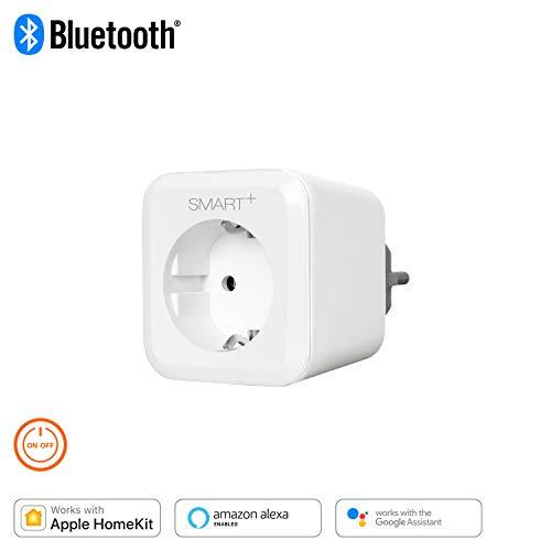 Osram Smart+ Plug Bluetooth. Presa Intelligente Compatibile con Apple Homekit e Android