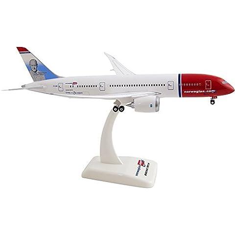 Modelo de avión - Boeing 787-8 (Dreamliner) Air Norwegian
