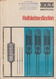 Halbleiterdioden RFT electronic Katalog