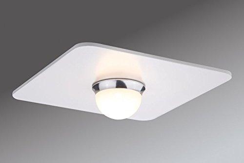 Paulmann illuminazione da soffitto cromo bianco