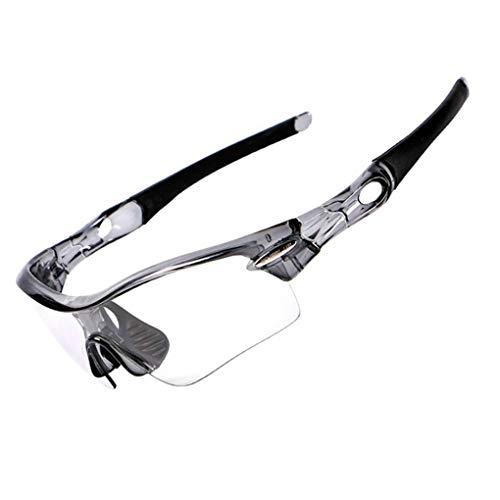 Regard Rad Up Sport Photochromic Polarisations-Brille Radfahren Brillen Fahrrad Glas Reiten Unisex Bike Sonnenbrillen