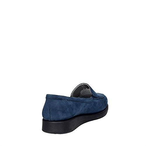 Cinzia Soft IV5697-O 002 Mocassin Femme Bleu