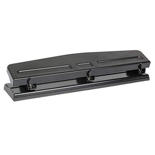 MultiBey - Perforadora escritorio 3 agujeros, tamaño