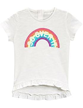 next Niñas Camiseta Eslogan Arcoiris (3 Meses-6 Años) Estándar