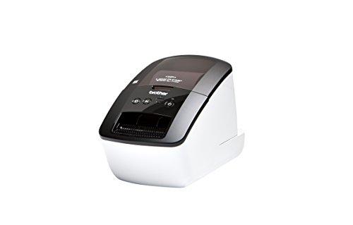 Brother QL710W - Impresora etiquetas profesional conexión