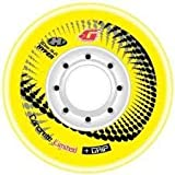 Hyper Concrete +G Ltd - 4 Pack Hyper Concrete +G Ltd - 76Mm 84A - Giallo