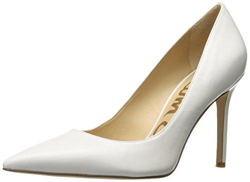 Damen Hazel Sam Pumps Bright White Edelman q7OCna