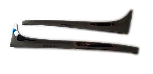 Original Spoiler Flaps Golf 7 VII Heckspoiler Abdeckung Satz NEU
